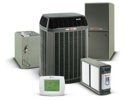 trane air conditioner products
